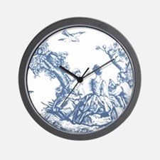 toilecalender Wall Clock