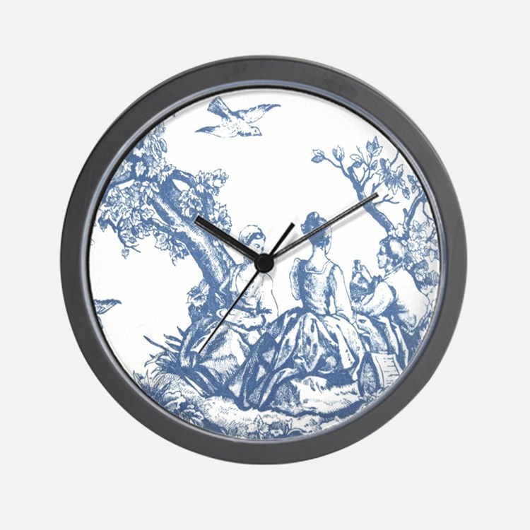 toilempad Wall Clock