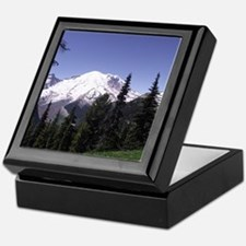 Mt. Rainier Keepsake Box