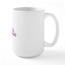 Ortho Nurse QRS Pink Mug
