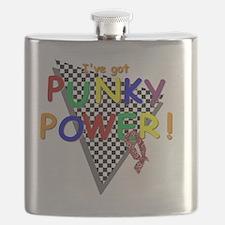Punky Power Flask