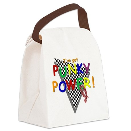 Punky Power Canvas Lunch Bag