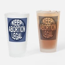 keep-abort-lgl-BUT Drinking Glass