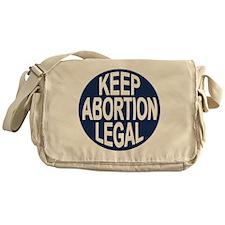 keep-abort-lgl-LTT Messenger Bag