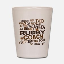 rugbycoachbrown Shot Glass