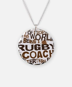 rugbycoachbrown Necklace