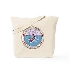 Cruiser Destroyer Force US Pacific Fleet  Tote Bag