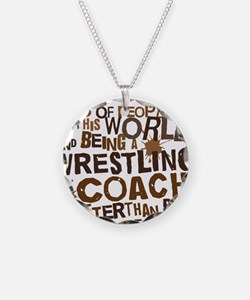 wrestlingcoachbrown Necklace