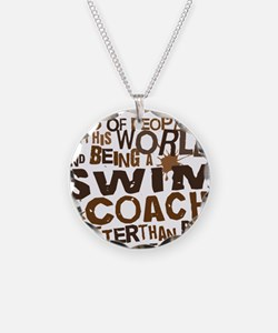 swimcoachbrown Necklace