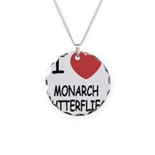MONARCHBUTTERFLIES Necklace