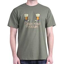 Dublin Your Pleasure T-Shirt