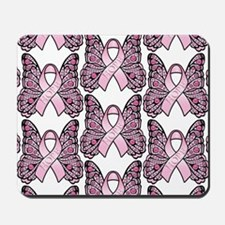PinkHopeBttflyLaptopTR Mousepad