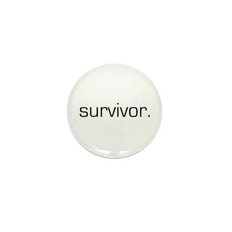 Survivor Mini Button (100 pack)