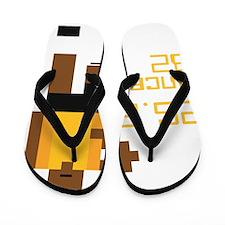 26-2-80s-RunnerB-2 Flip Flops