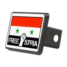 freesyria copy Hitch Cover
