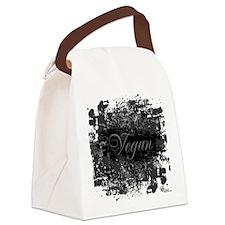 vegan-04 Canvas Lunch Bag
