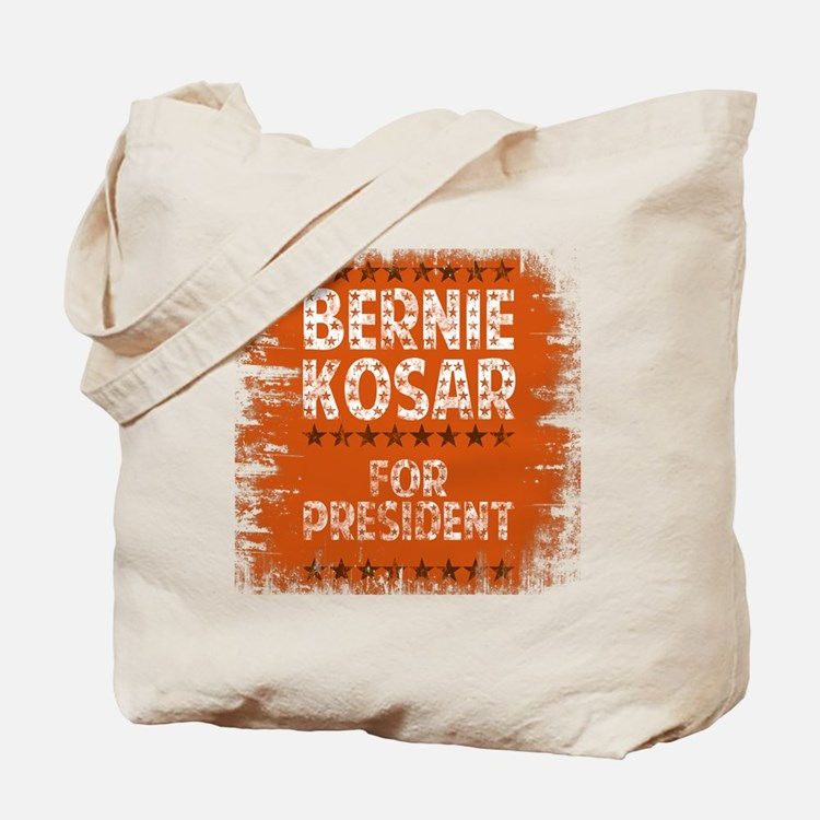 bernie for pres - tee Tote Bag
