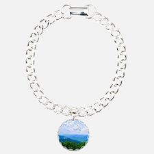 bluemnt33 Charm Bracelet, One Charm