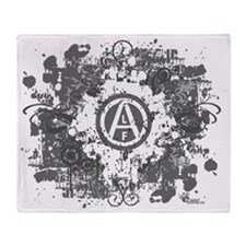 alf-blanc-05 Throw Blanket