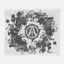 alf-blanc-05 Throw Blanket