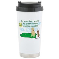 GoldenRetriever Travel Mug
