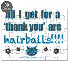 ThankYouHairballs Puzzle