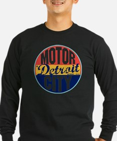 Detroit Vintage Label W T