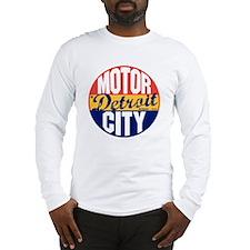 Detroit Vintage Label B Long Sleeve T-Shirt