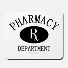 Pharmacy Department Mousepad