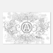 alf-blanc-06 Postcards (Package of 8)