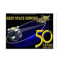 50 Years of DSN! Postcards (Package of 8)