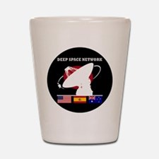 Deep Space Network Shot Glass