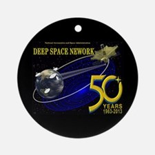 50 Years of DSN! Ornament (Round)