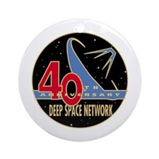 DSN at 40! Ornament (Round)