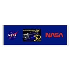 50 Years of DSN! Bumper Sticker
