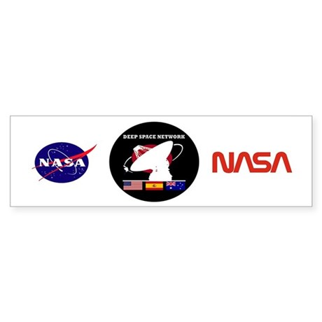 Deep Space Network Sticker (Bumper)
