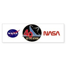 DSN at 40! Bumper Sticker
