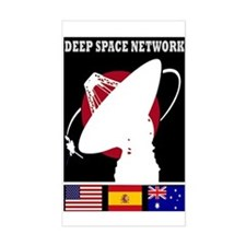 Deep Space Network Decal