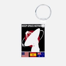 Deep Space Network Keychains