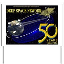 50 Years of DSN! Yard Sign