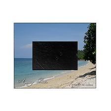 11.5x9_print_Beaches_01 Picture Frame