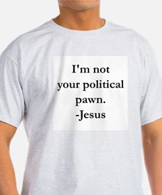 tpolitical pawn lrg T-Shirt