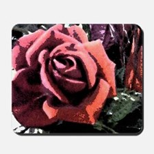 Rose Painting Mousepad