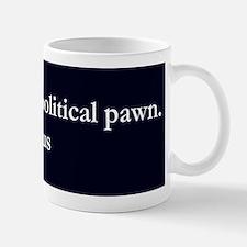 Political Pawn Mug