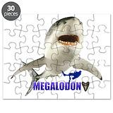 Megalodon Puzzles