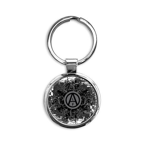 alf-06 Round Keychain
