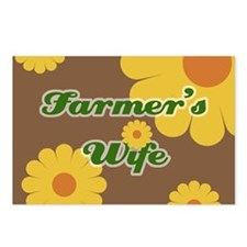 Farmer's Wife Postcards (Package of 8)