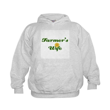 Farmer's Wife Kids Hoodie