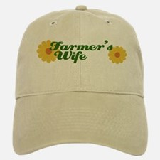 Farmer's Wife Baseball Baseball Cap