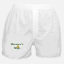 Farmer's Wife Boxer Shorts